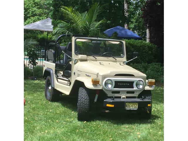 Picture of 1978 Land Cruiser FJ located in Rumson New Jersey - $31,500.00 - Q4J5