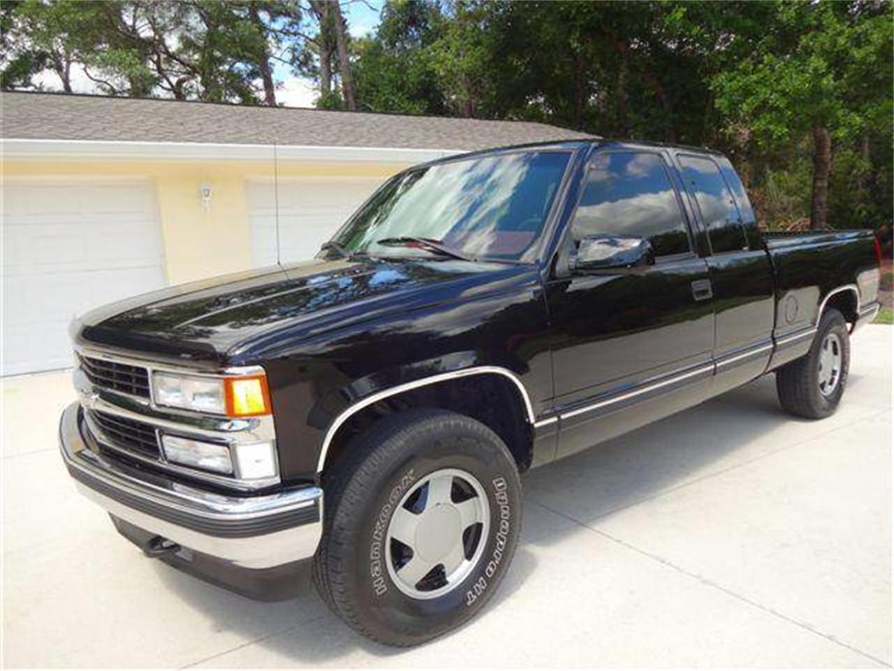 chevrolet cheyenne truck 1995