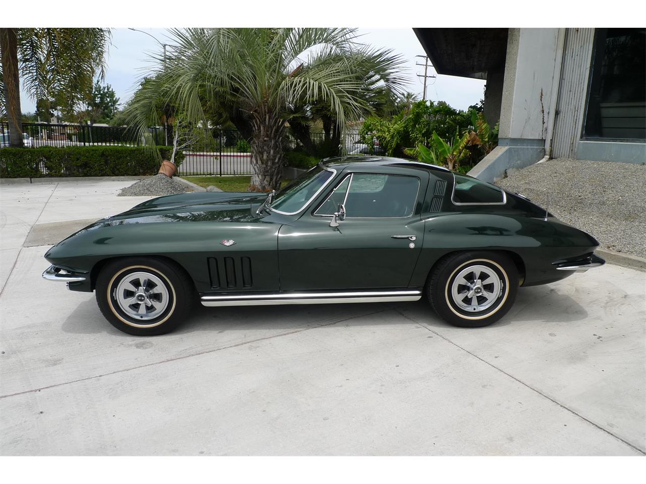 Large Picture of Classic '65 Corvette located in California - $49,975.00 Offered by Coast Corvette - Q4J8