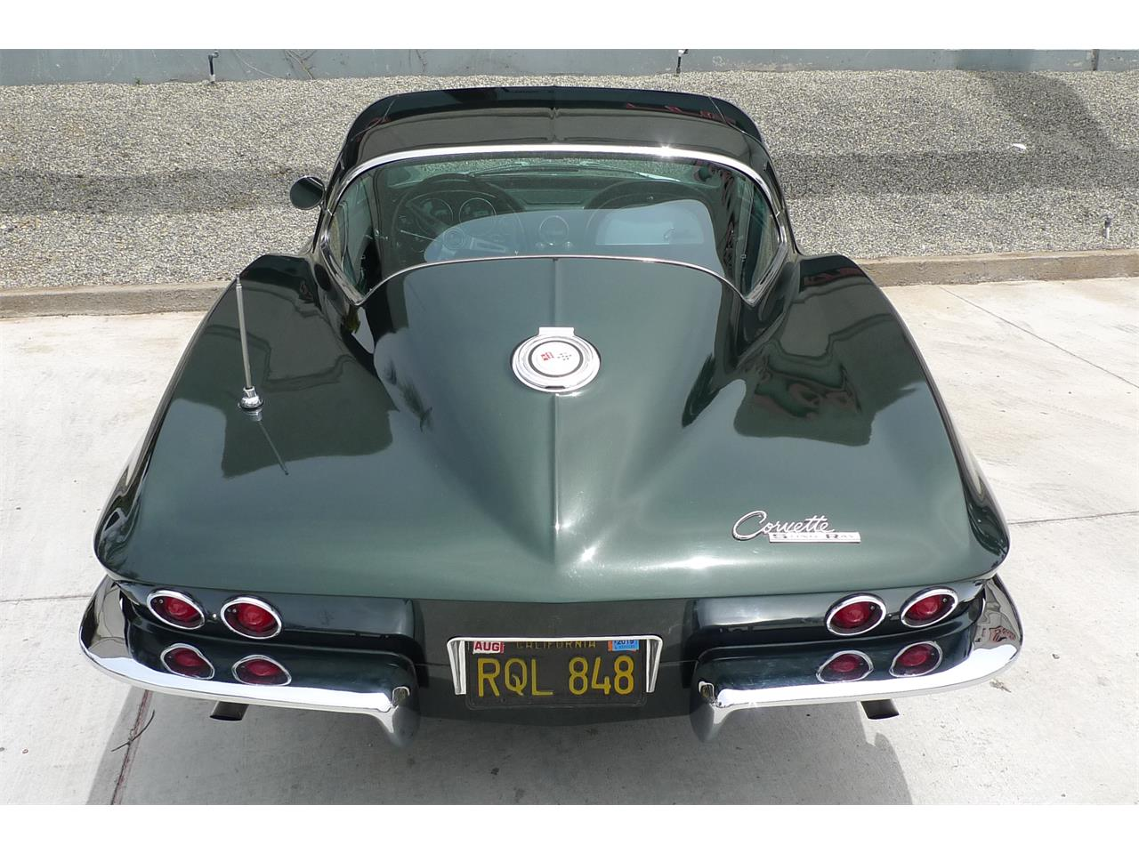 Large Picture of '65 Corvette - $49,975.00 Offered by Coast Corvette - Q4J8
