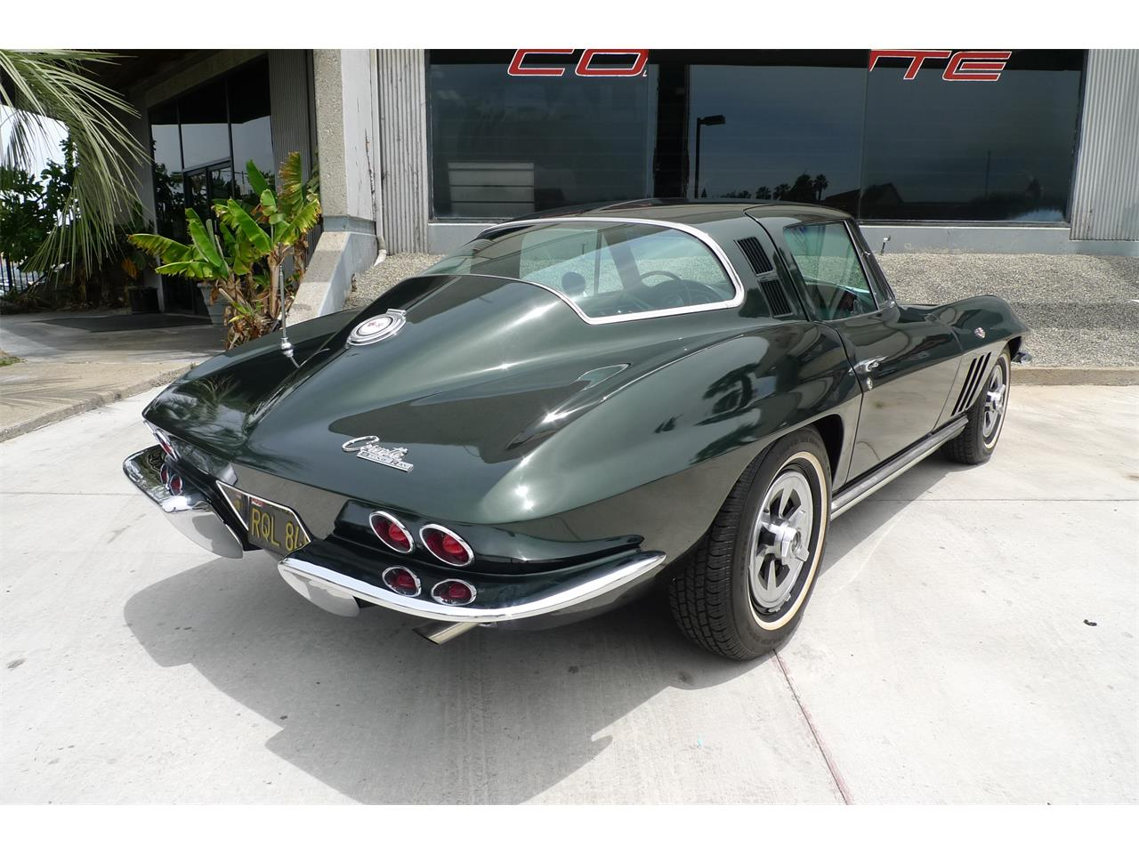Large Picture of 1965 Corvette located in California - $49,975.00 Offered by Coast Corvette - Q4J8