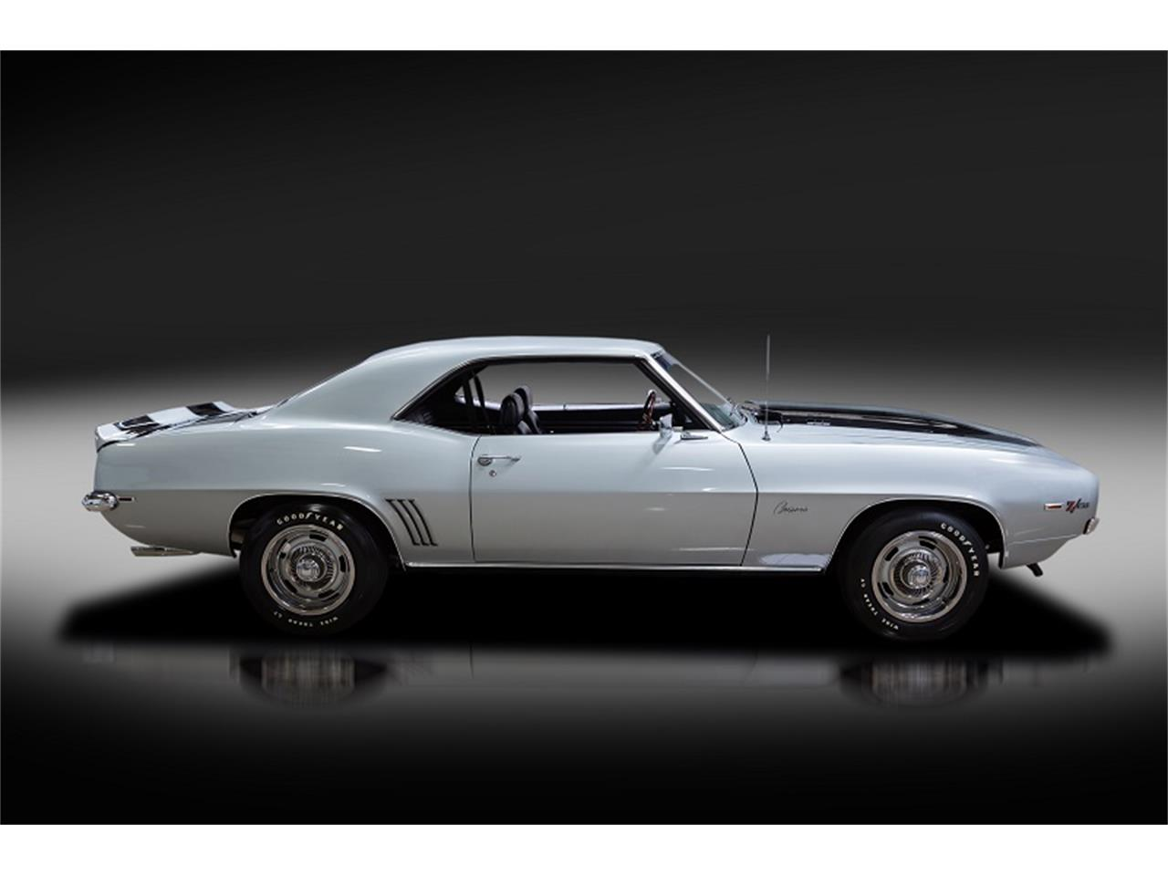 Large Picture of '69 Chevrolet Camaro Offered by MS Classic Cars - Q4J9
