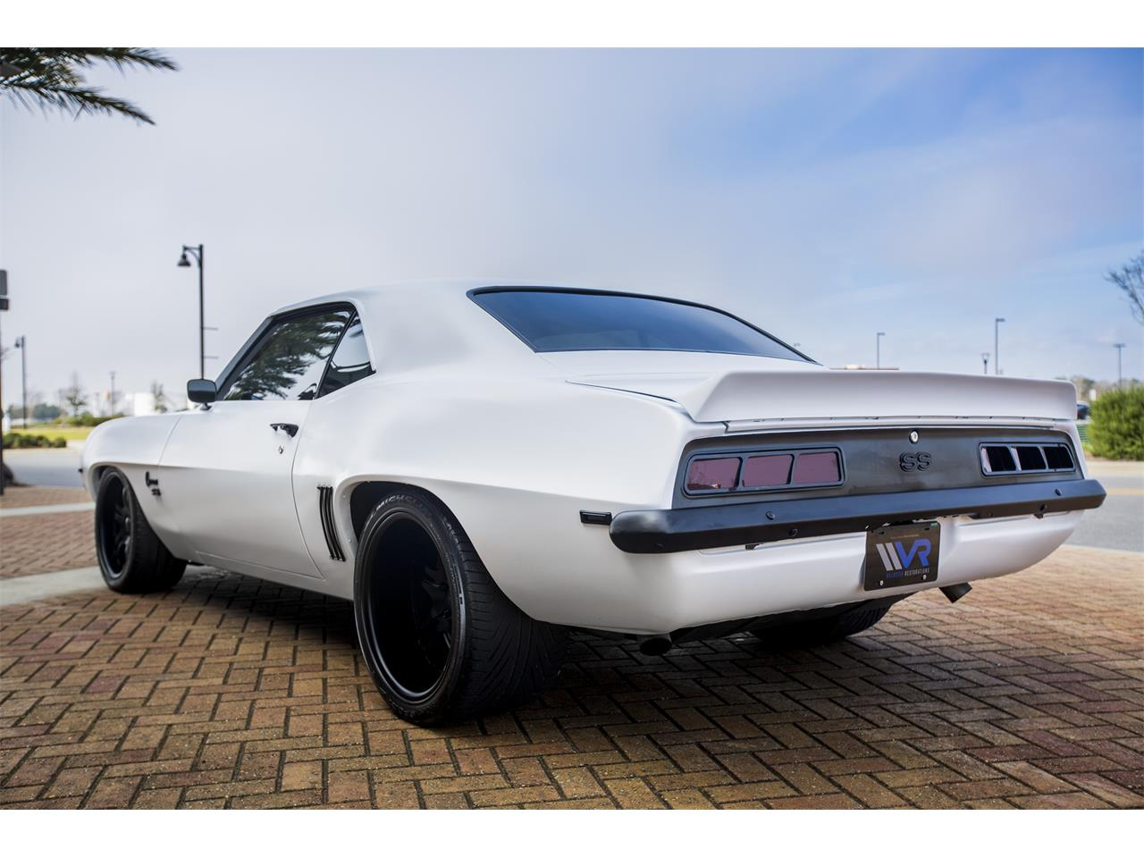 Large Picture of Classic 1969 Chevrolet Camaro located in Pensacola Florida Offered by Velocity Restorations - Q4JB