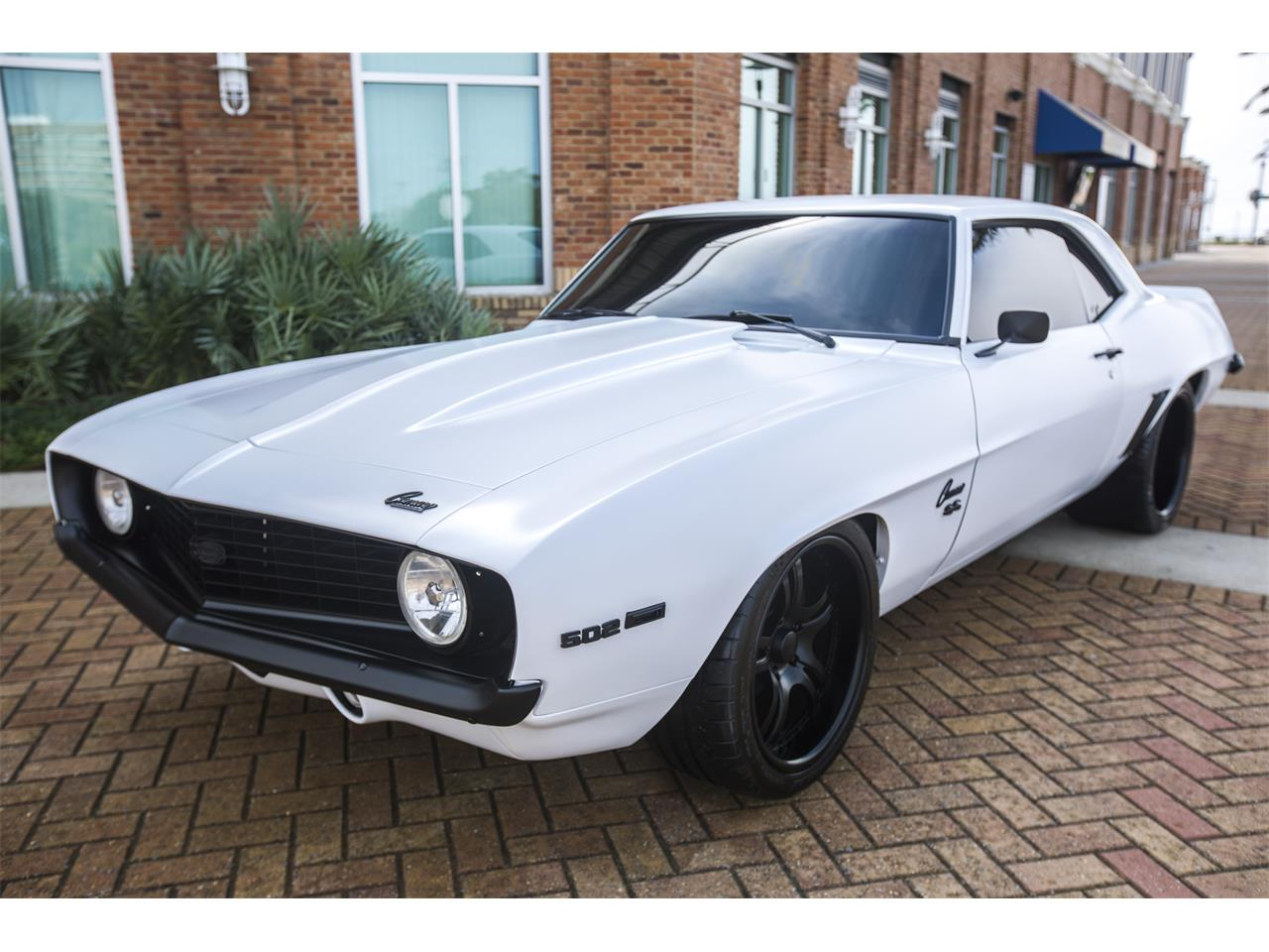 Large Picture of 1969 Camaro Offered by Velocity Restorations - Q4JB