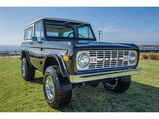 Picture of '76 Bronco - Q4JR