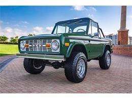 Picture of Classic 1971 Bronco - Q4JS