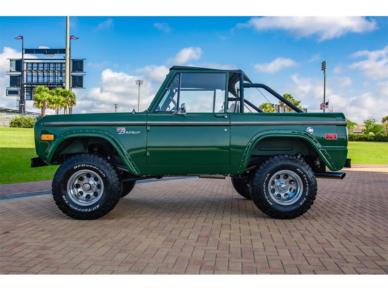 Large Picture of Classic 1971 Bronco located in Pensacola Florida - $139,900.00 Offered by Velocity Restorations - Q4JS