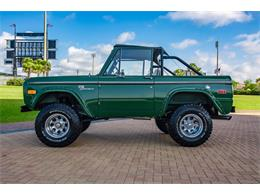 Picture of 1971 Ford Bronco located in Florida - $139,900.00 Offered by Velocity Restorations - Q4JS
