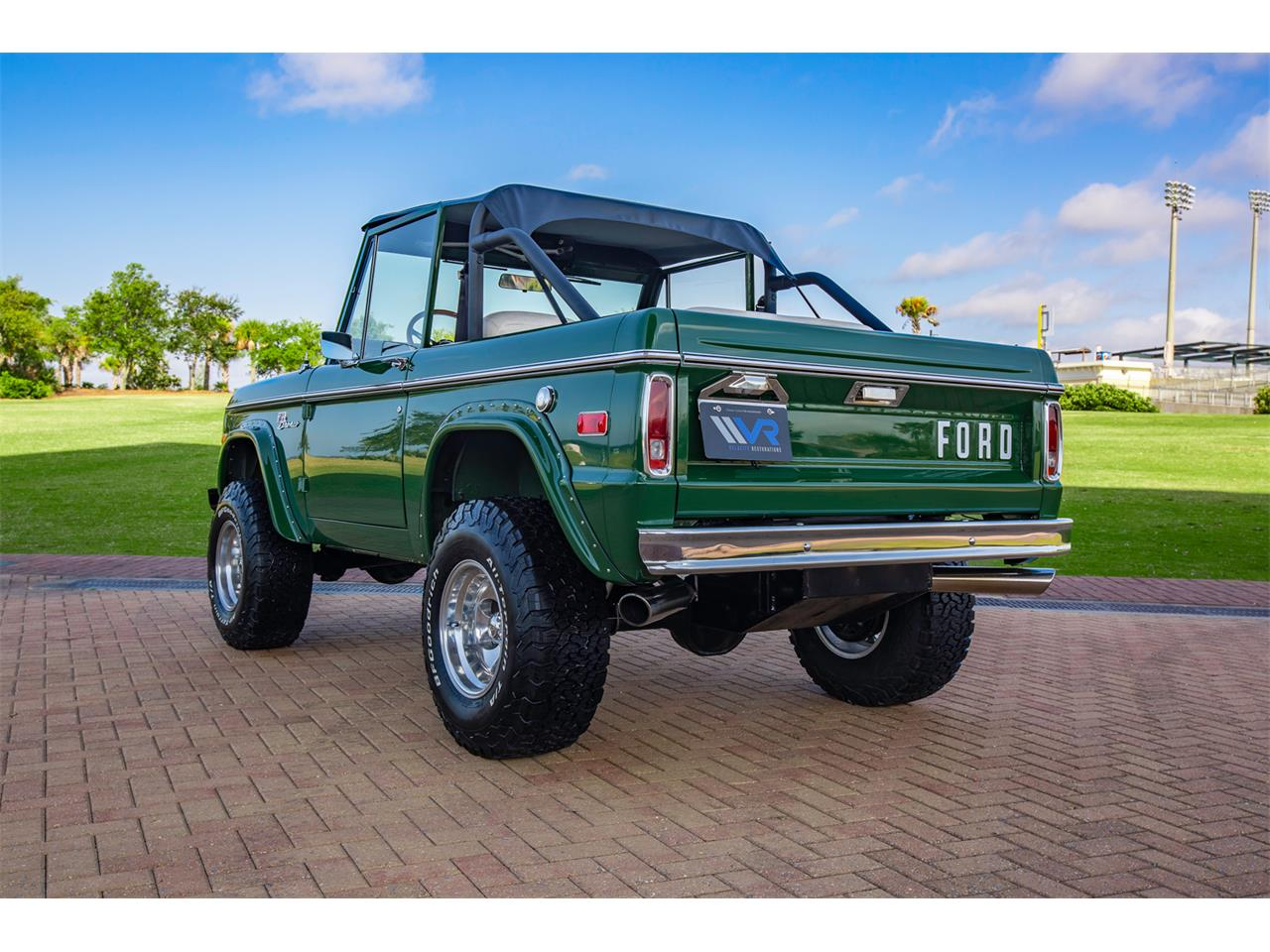 Large Picture of 1971 Ford Bronco located in Pensacola Florida Offered by Velocity Restorations - Q4JS