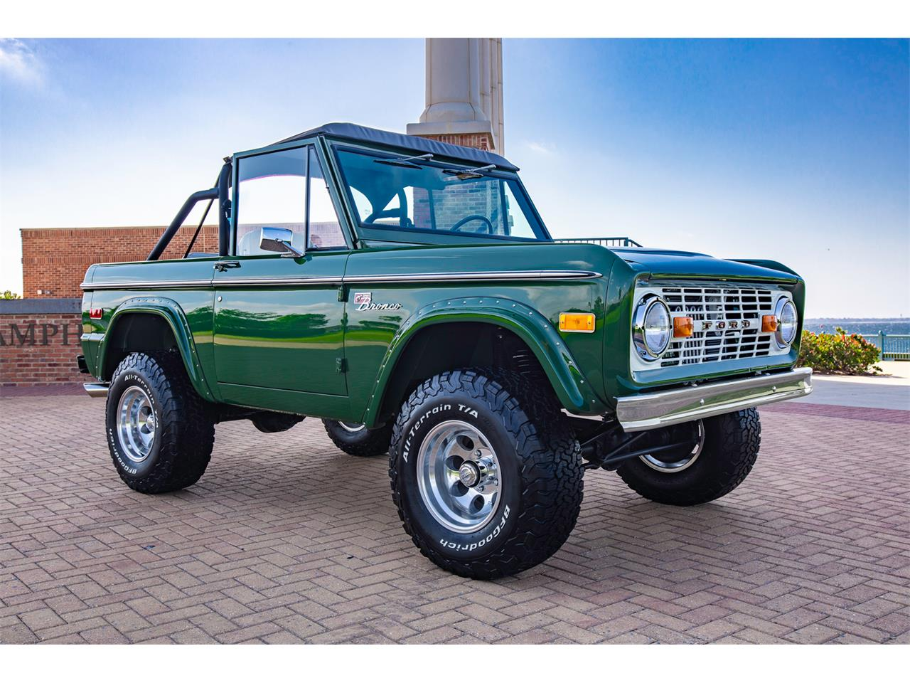 Large Picture of '71 Bronco located in Pensacola Florida - $139,900.00 - Q4JS