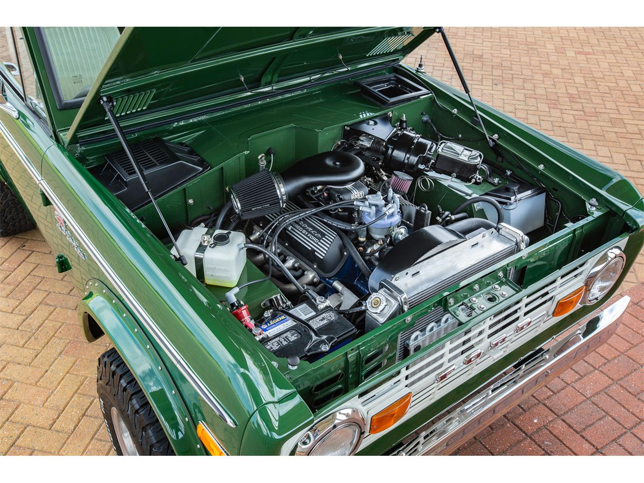 Large Picture of Classic 1971 Bronco located in Florida Offered by Velocity Restorations - Q4JS