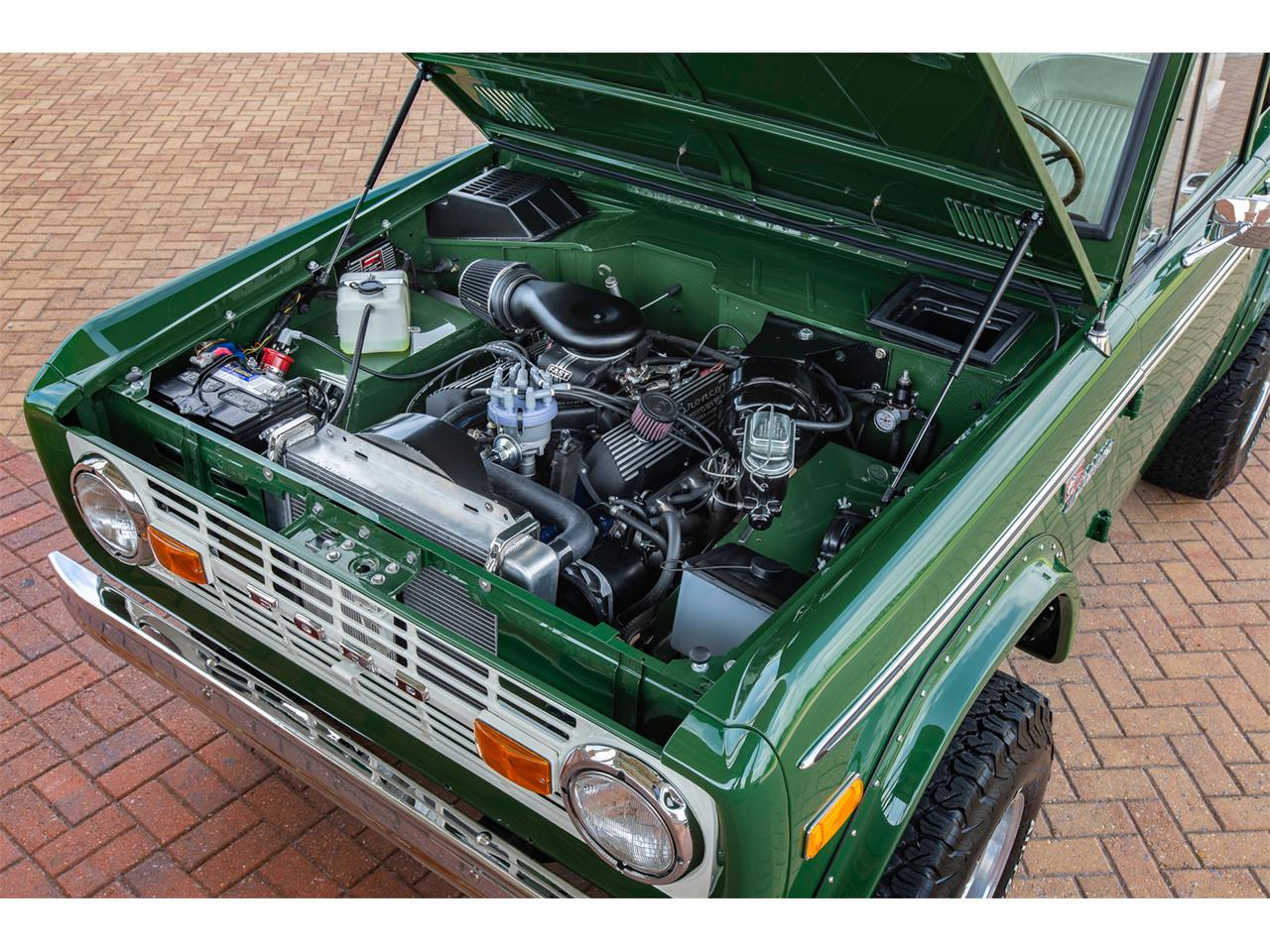 Large Picture of Classic '71 Bronco located in Pensacola Florida Offered by Velocity Restorations - Q4JS