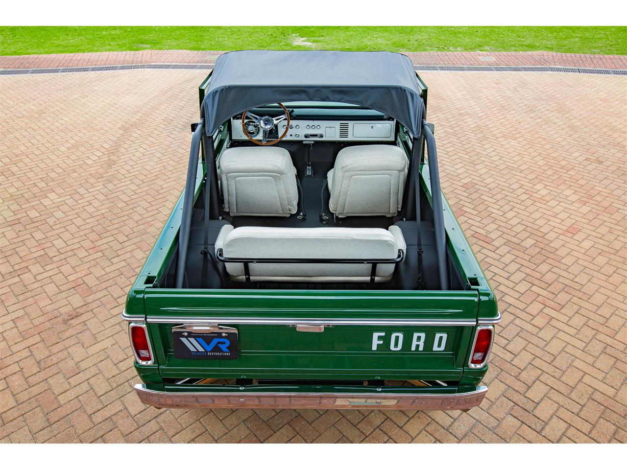 Large Picture of '71 Bronco located in Florida - $139,900.00 Offered by Velocity Restorations - Q4JS