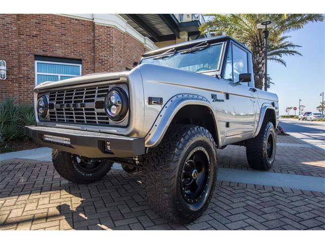 Picture of '67 Bronco located in Pensacola Florida - Q4JU