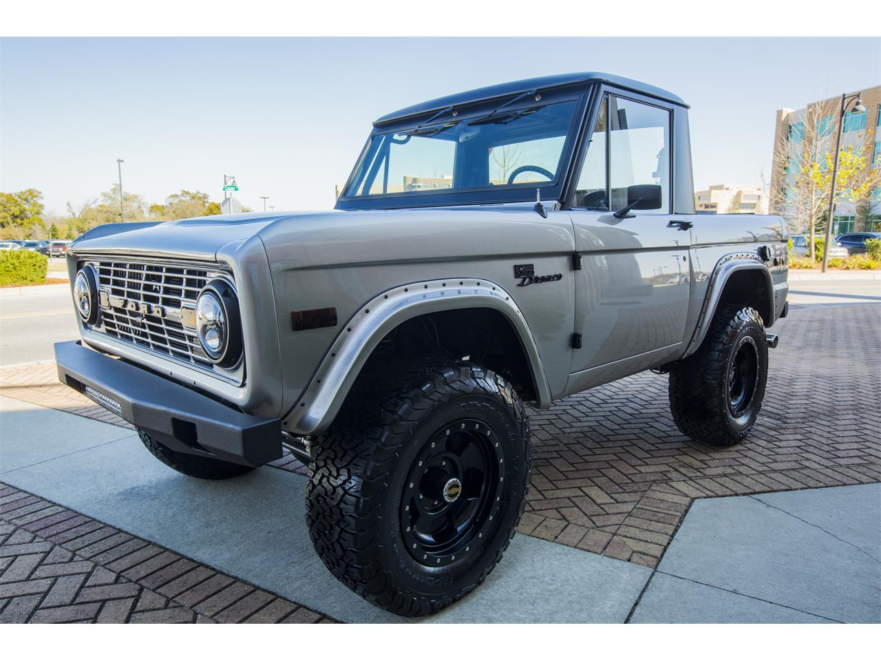Large Picture of '67 Bronco - Q4JU