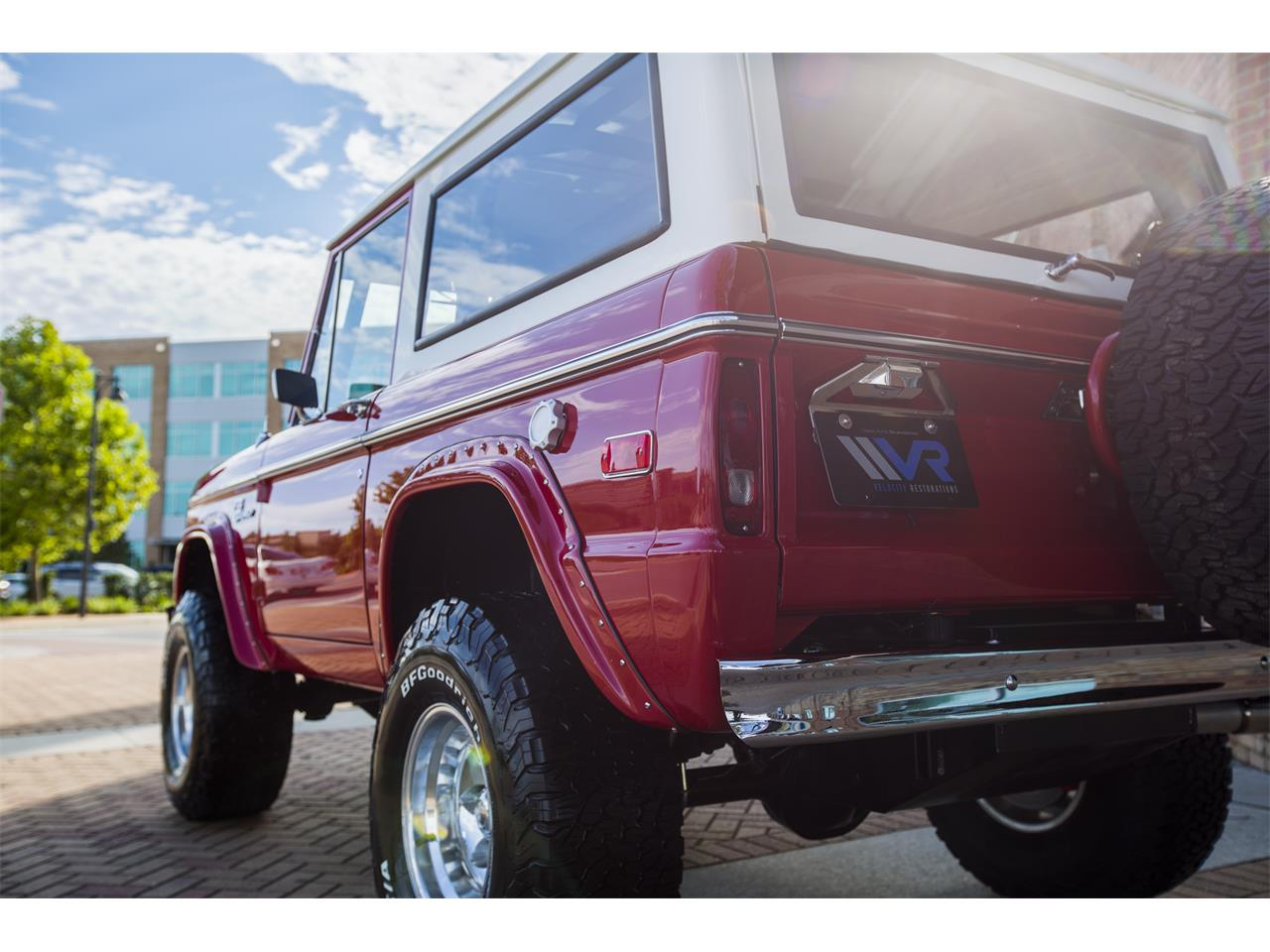 Large Picture of 1972 Bronco Offered by Velocity Restorations - Q4JV