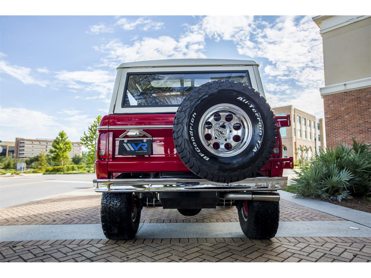 Large Picture of Classic 1972 Ford Bronco - $199,900.00 Offered by Velocity Restorations - Q4JV