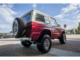 Picture of Classic 1972 Ford Bronco located in Pensacola Florida - $199,900.00 - Q4JV