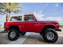 Picture of Classic 1972 Bronco located in Florida Offered by Velocity Restorations - Q4JV