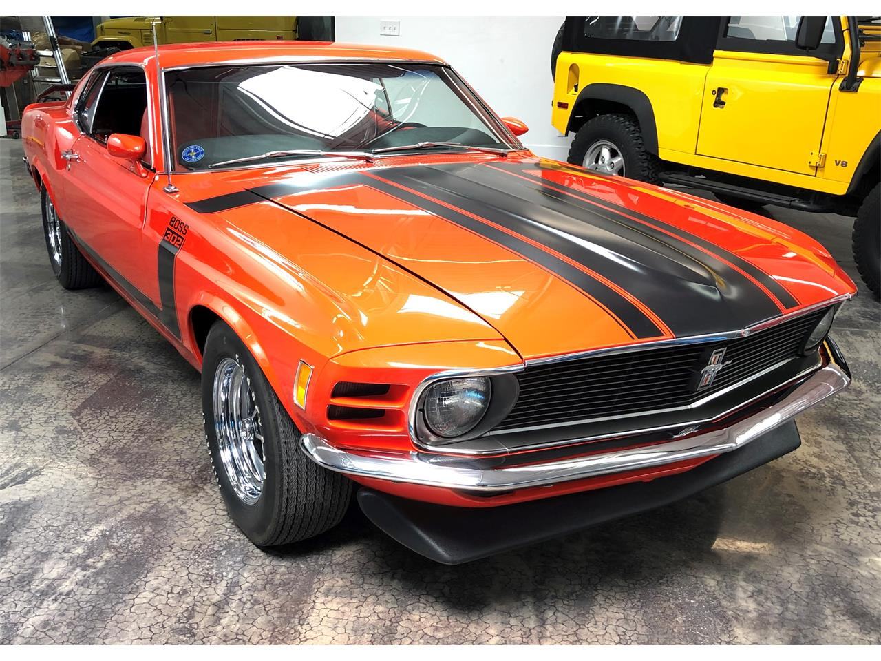 Large Picture of 1970 Mustang Offered by DT Auto Brokers - Q4K1