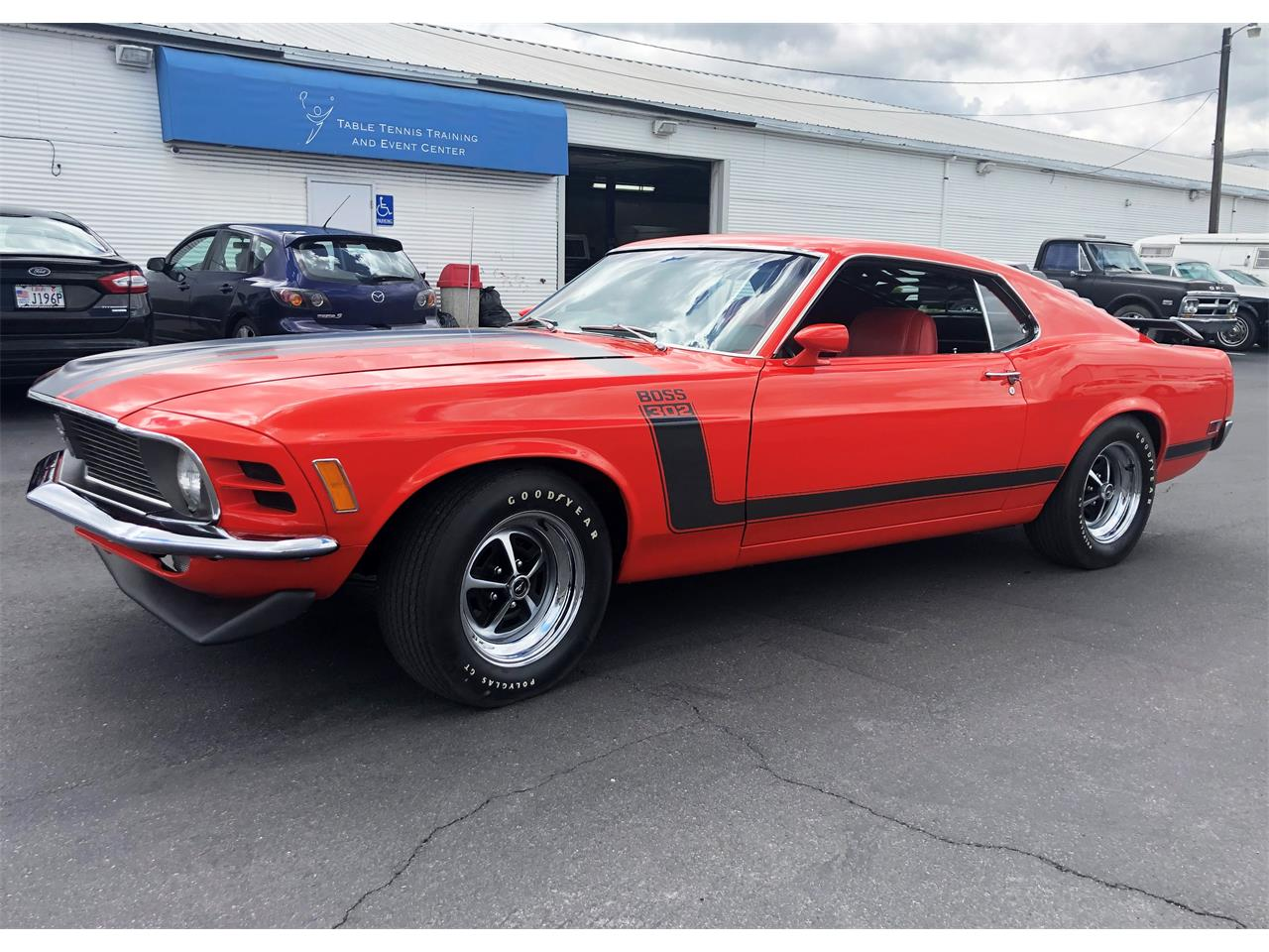 Large Picture of Classic '70 Ford Mustang located in Utah Auction Vehicle - Q4K1
