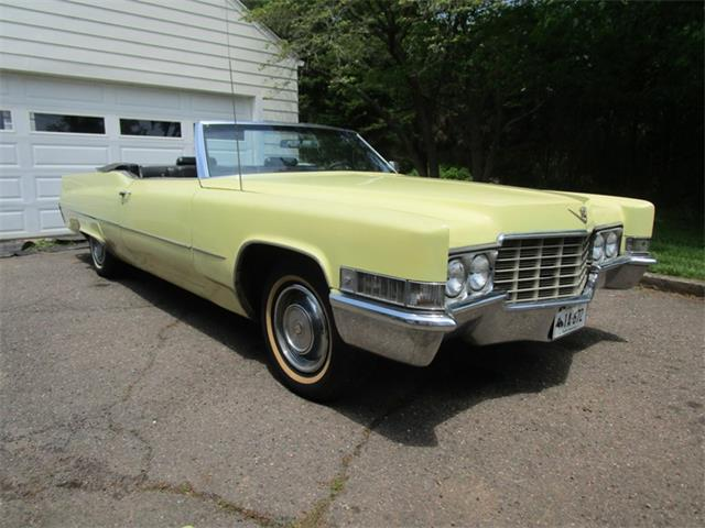 Picture of Classic '69 Convertible Offered by  - Q4K4