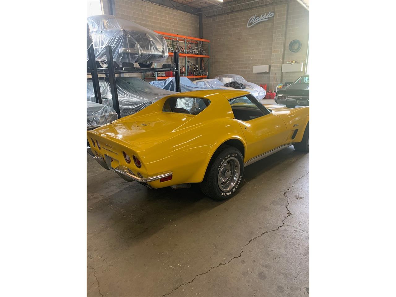Large Picture of '73 Corvette - Q4KC