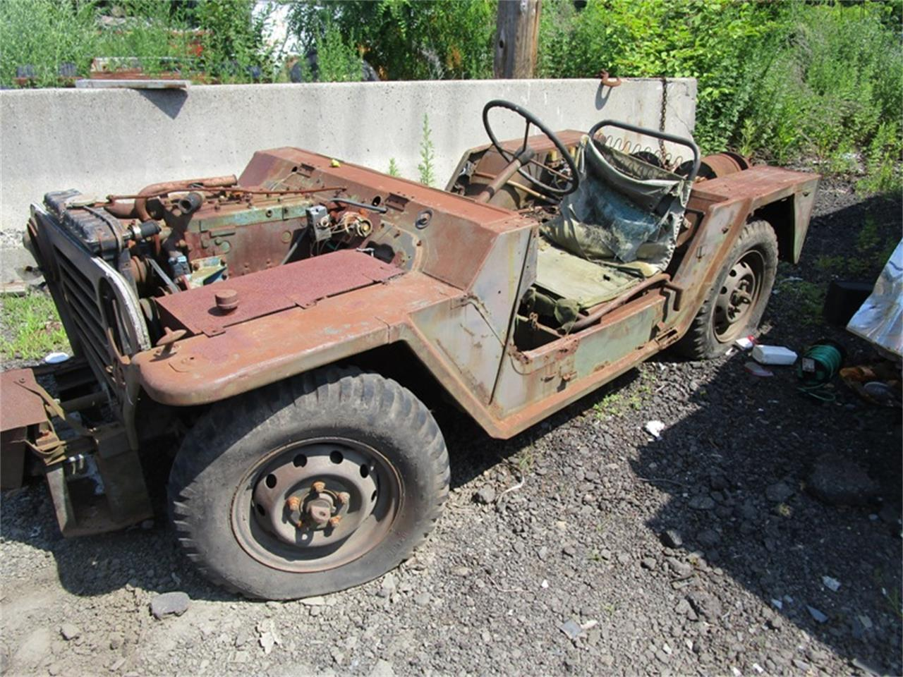 Military Jeep For Sale >> For Sale 1965 Ford Military Jeep In Branford Connecticut