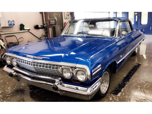 Picture of 1963 Impala SS located in Idaho - $21,500.00 Offered by a Private Seller - Q4KH