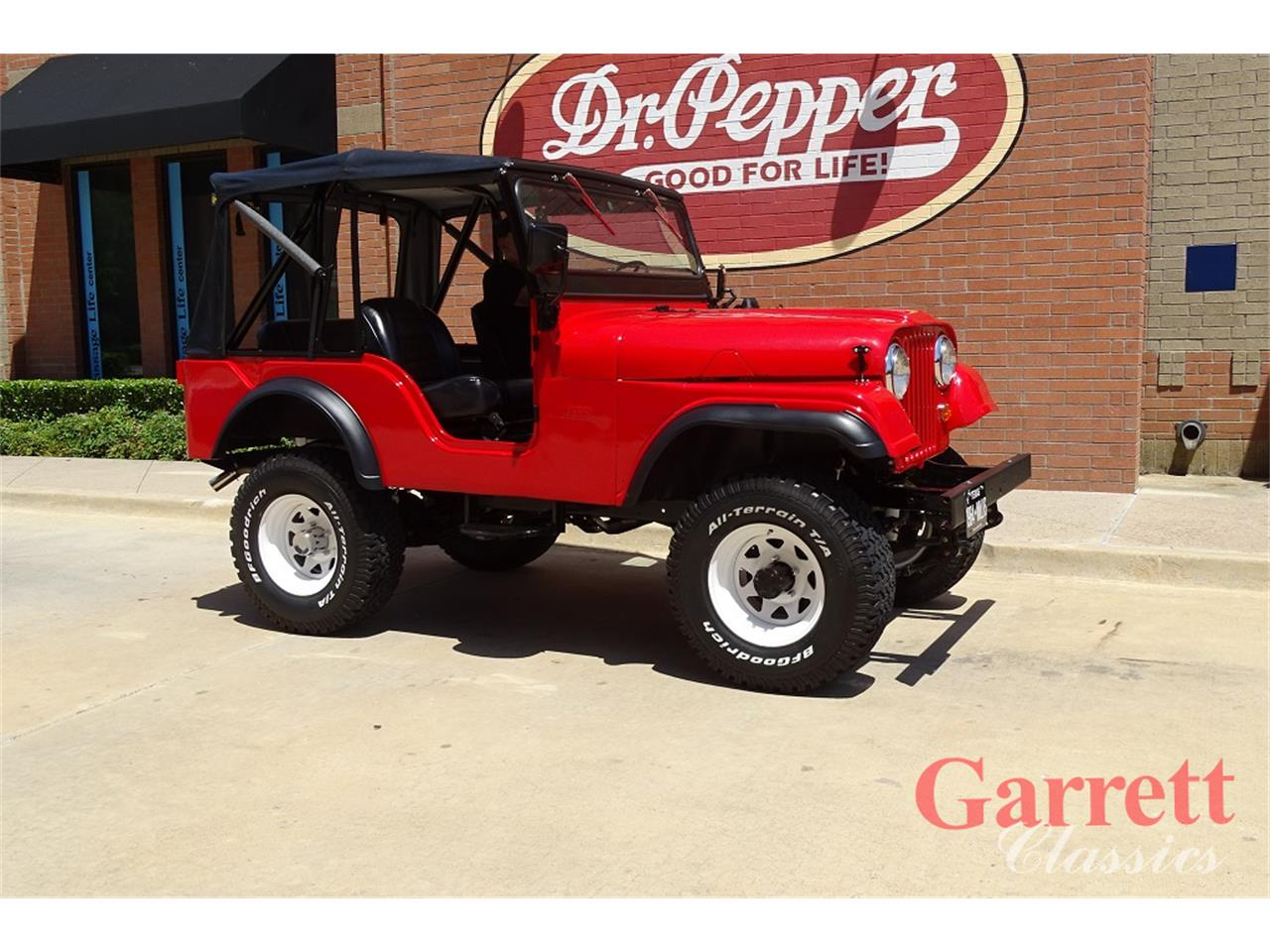 Large Picture of Classic 1964 Jeep located in Lewisville TEXAS (TX) - $16,500.00 - Q4KI