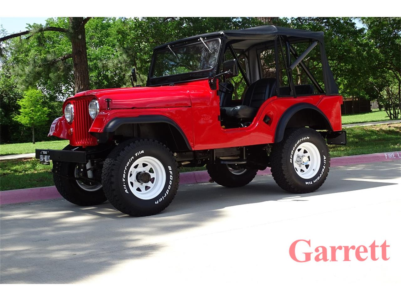 Large Picture of Classic '64 Willys Jeep located in Lewisville TEXAS (TX) - $16,500.00 Offered by Garrett Classics - Q4KI