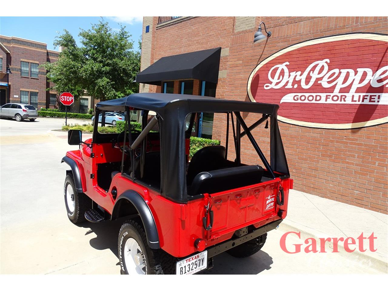 Large Picture of Classic '64 Willys Jeep located in TEXAS (TX) Offered by Garrett Classics - Q4KI
