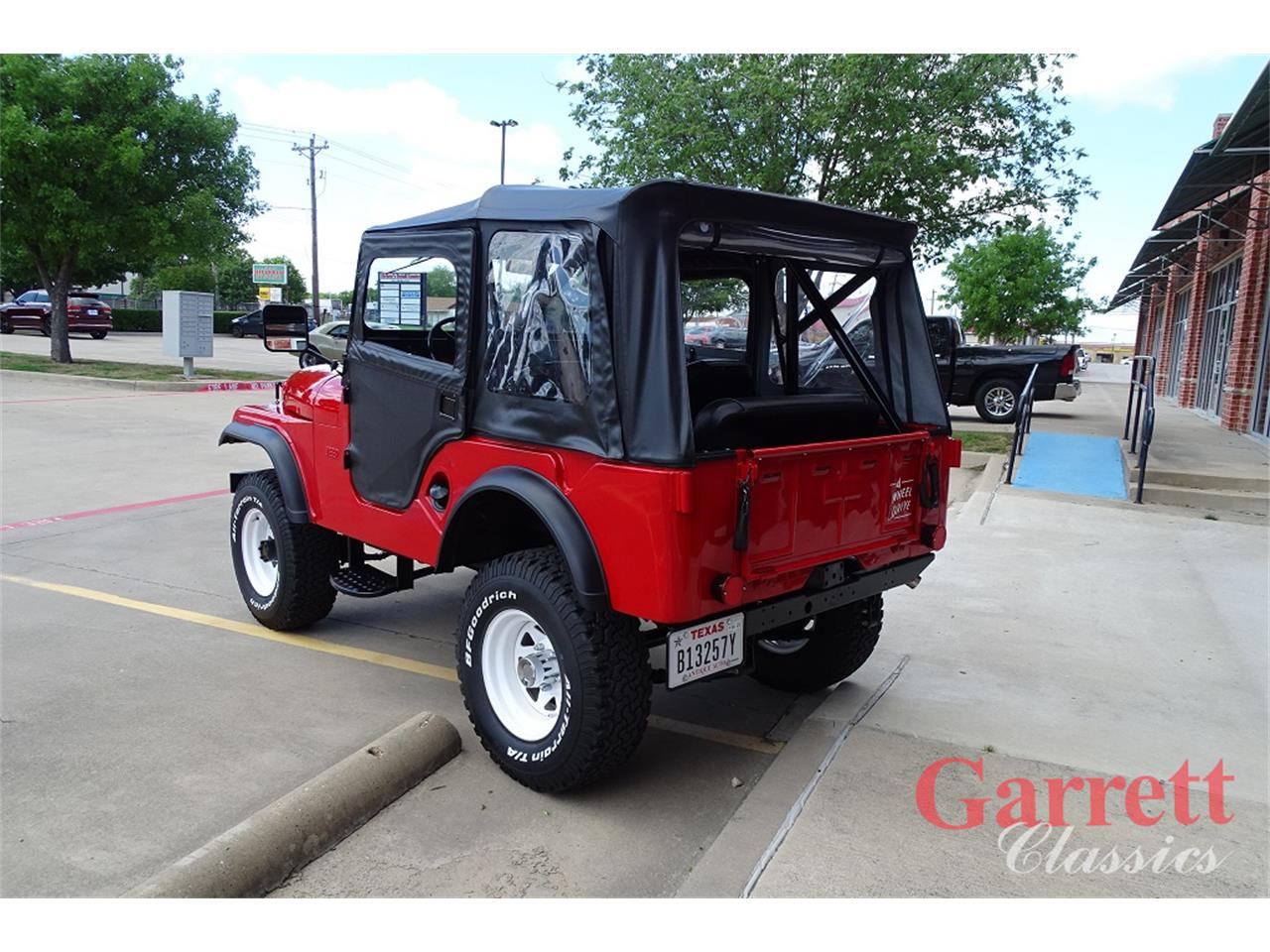 Large Picture of Classic '64 Willys Jeep located in TEXAS (TX) - $16,500.00 - Q4KI