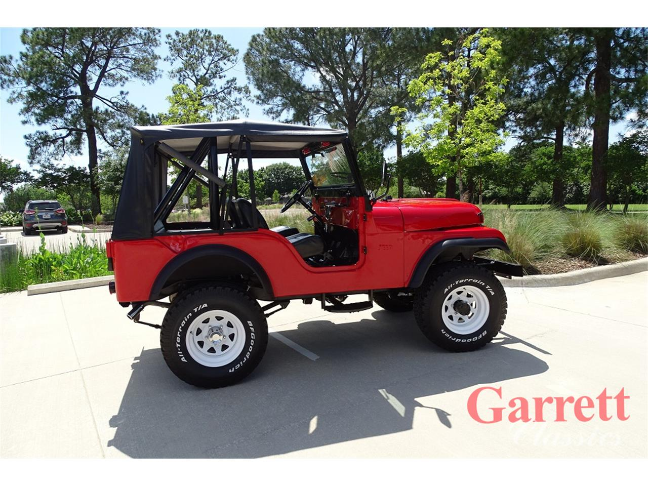 Large Picture of 1964 Willys Jeep - $16,500.00 - Q4KI