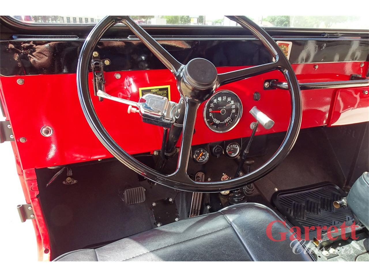 Large Picture of Classic '64 Willys Jeep Offered by Garrett Classics - Q4KI