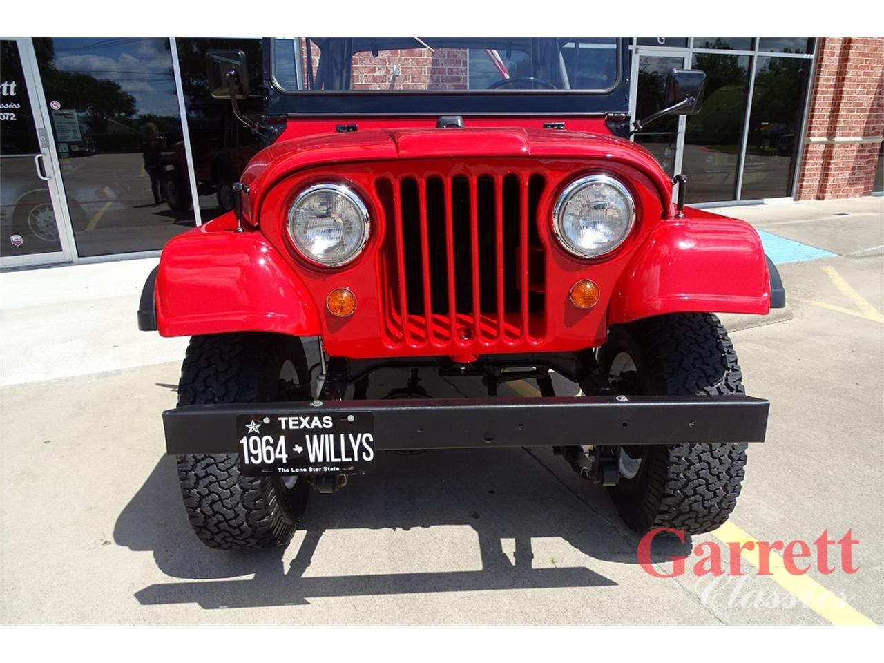 Large Picture of Classic '64 Jeep located in Lewisville TEXAS (TX) - $16,500.00 Offered by Garrett Classics - Q4KI