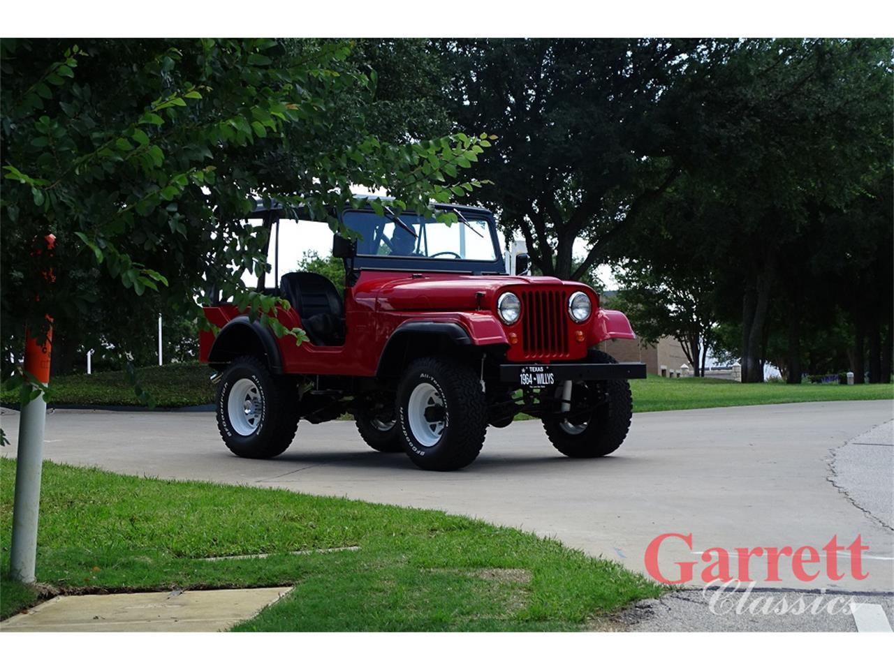 Large Picture of '64 Willys Jeep - Q4KI