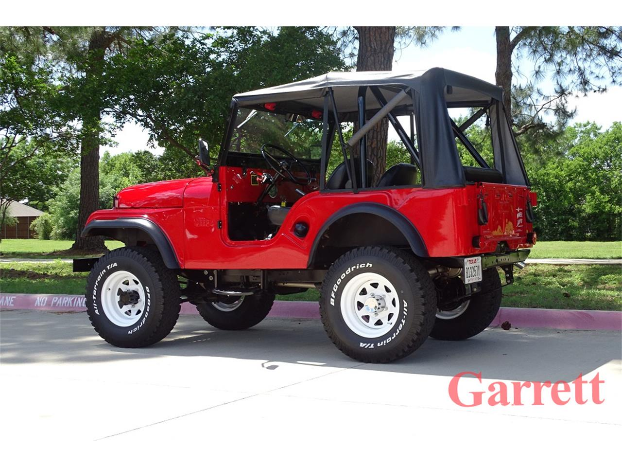 Large Picture of 1964 Jeep located in Lewisville TEXAS (TX) - Q4KI