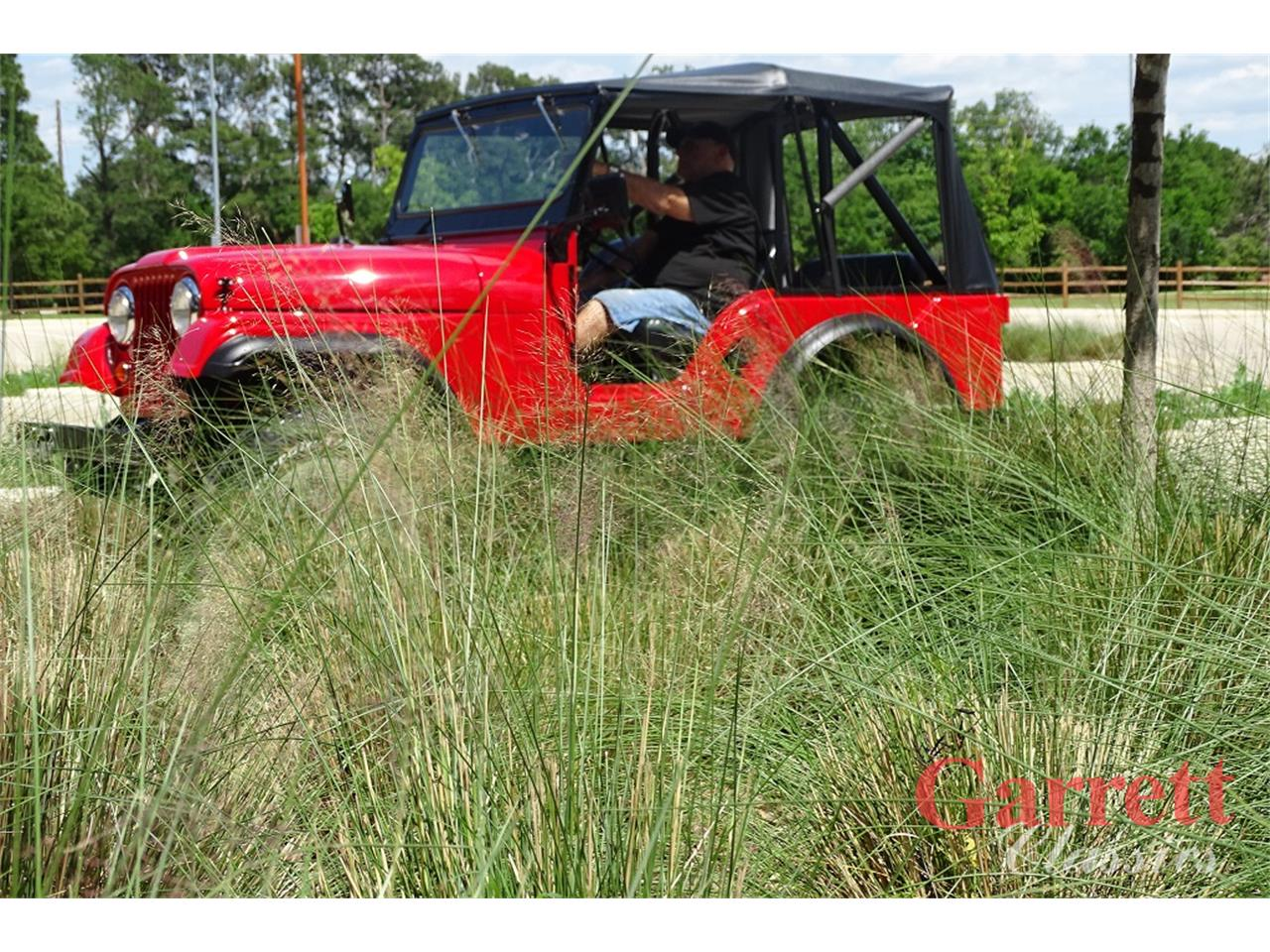 Large Picture of Classic '64 Willys Jeep - $16,500.00 Offered by Garrett Classics - Q4KI