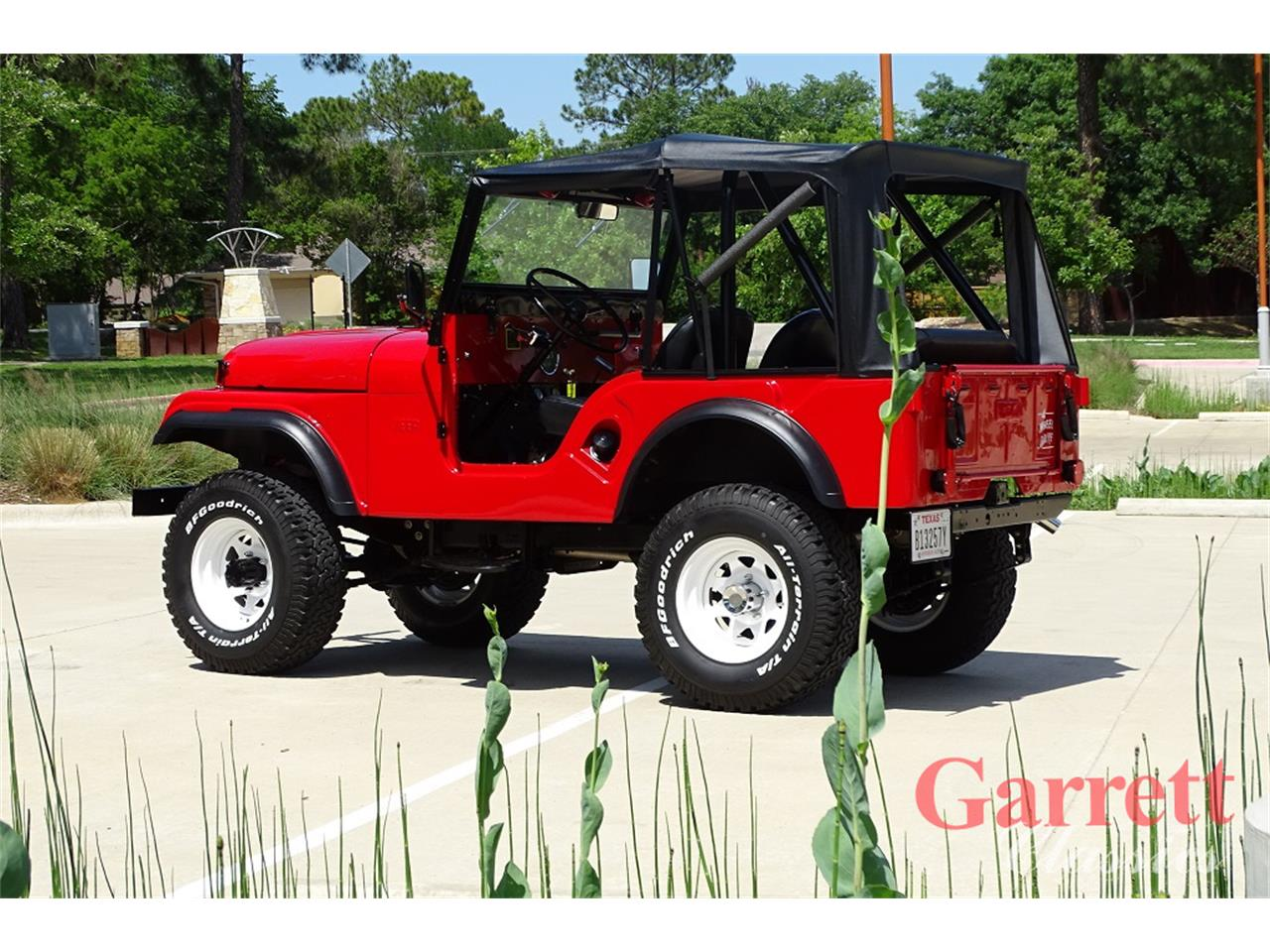Large Picture of Classic '64 Jeep located in TEXAS (TX) Offered by Garrett Classics - Q4KI