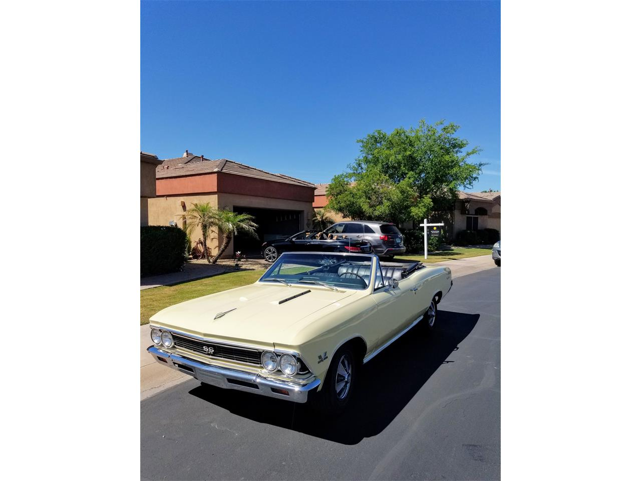 Large Picture of '66 Chevelle SS located in SCOTTSDALE Arizona Offered by a Private Seller - Q4KO