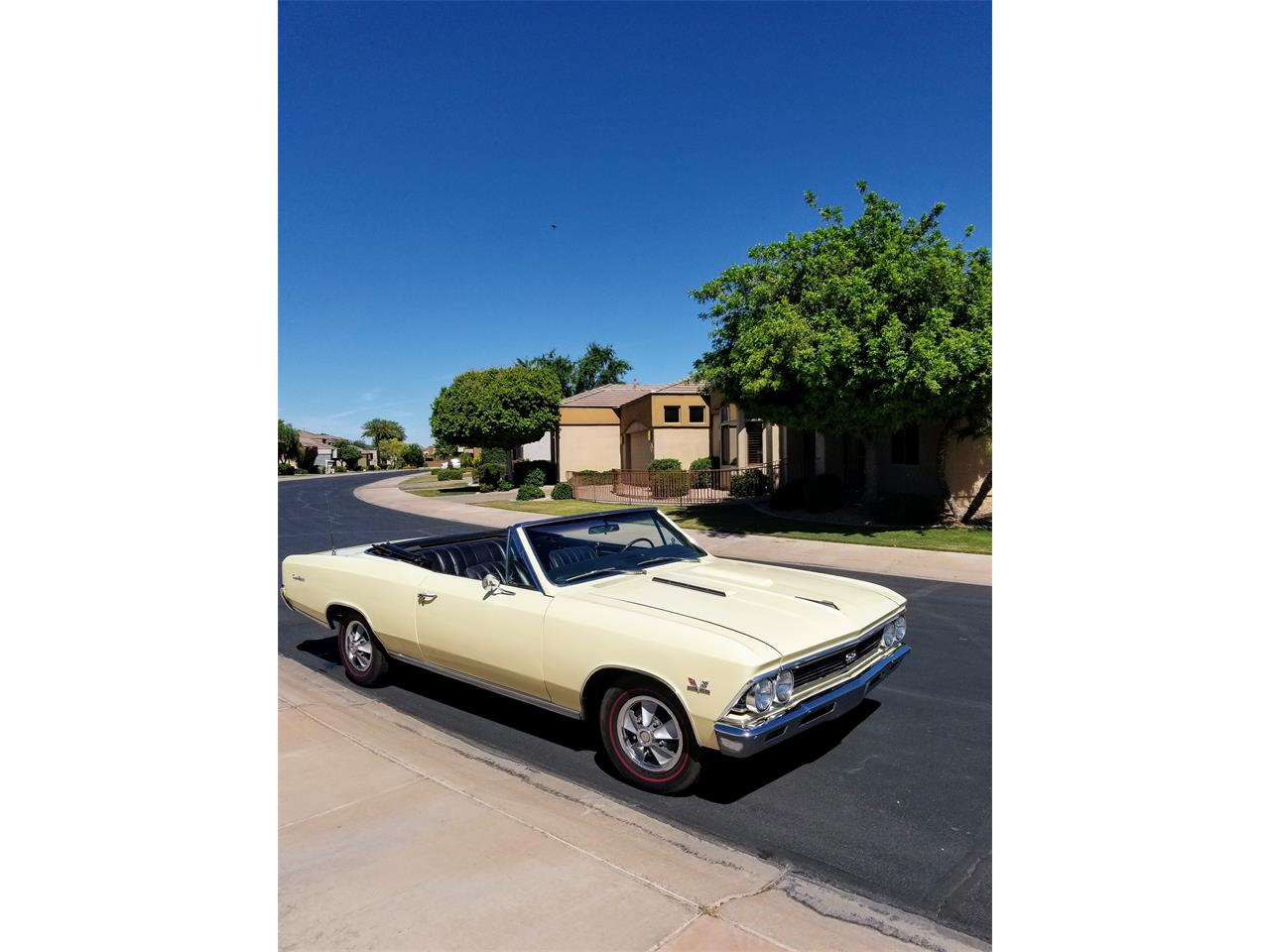 Large Picture of 1966 Chevrolet Chevelle SS located in Arizona Offered by a Private Seller - Q4KO