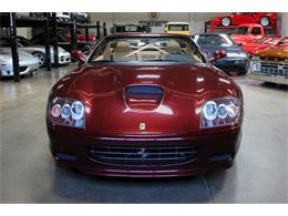 Picture of 2005 Ferrari 575 located in San Carlos California Auction Vehicle Offered by San Francisco Sports Cars - PXND