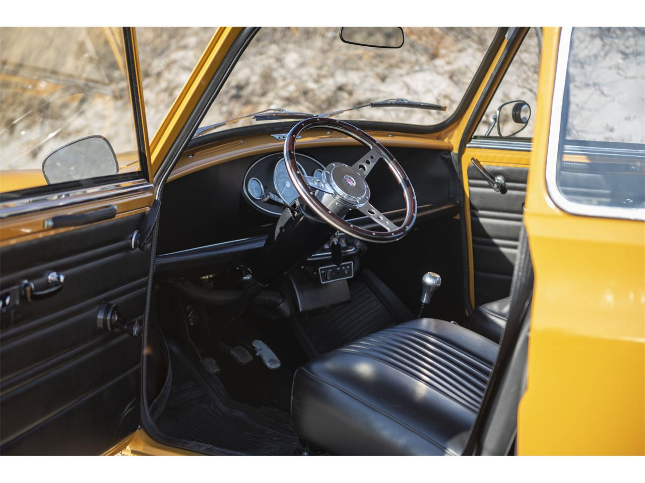 Large Picture of '71 MINI Cooper located in Connecticut - $22,500.00 Offered by Automotive Restorations - PXPM