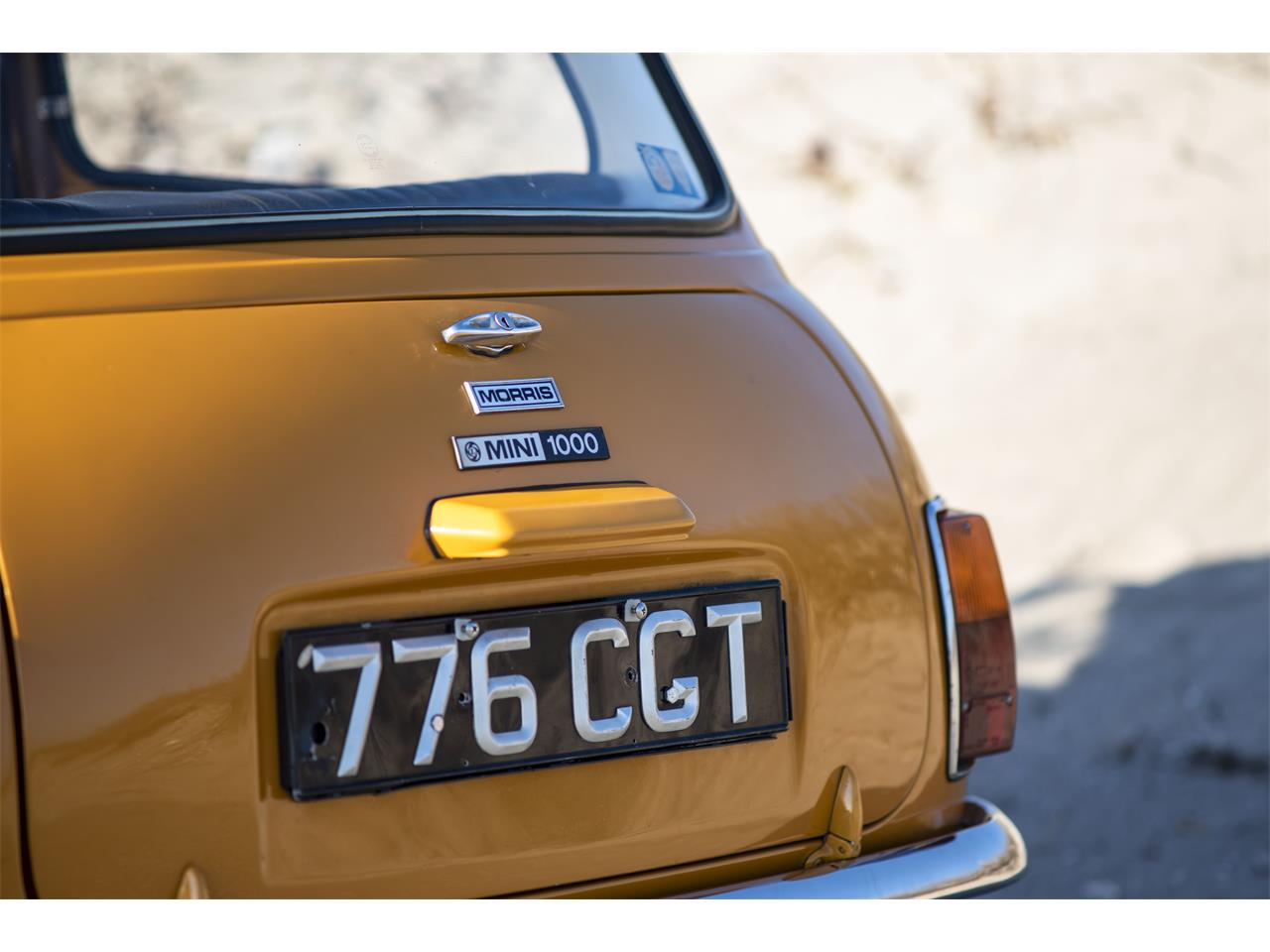 Large Picture of Classic '71 MINI Cooper located in Stratford  Connecticut Offered by Automotive Restorations - PXPM