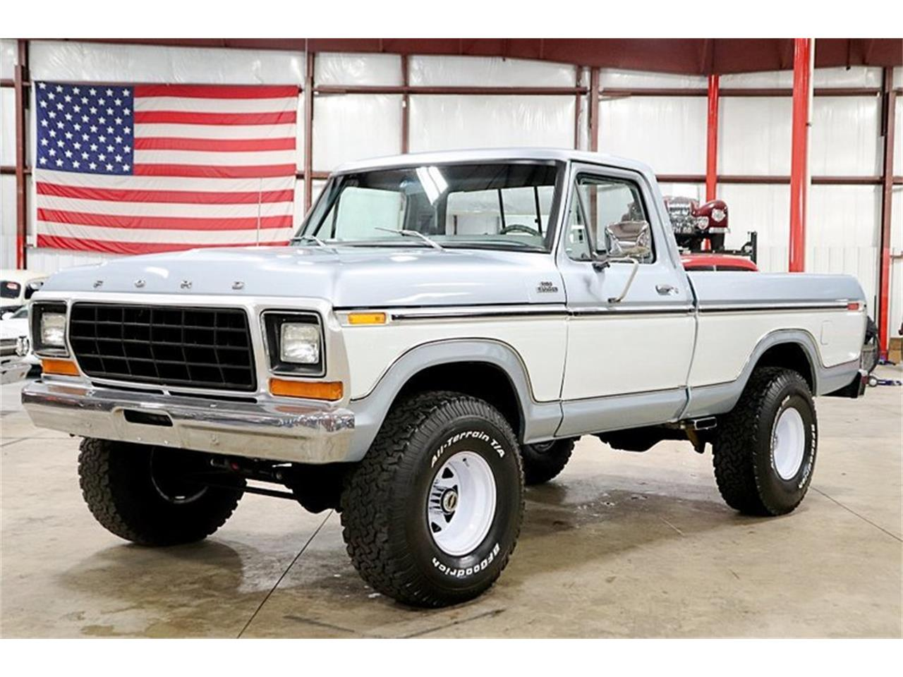 Large Picture of 1978 Ford F150 located in Michigan - $23,900.00 Offered by GR Auto Gallery - Q4L9