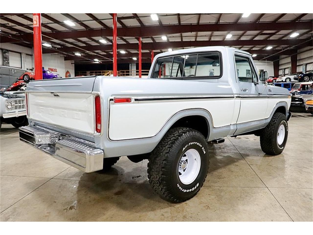 Large Picture of 1978 F150 located in Kentwood Michigan Offered by GR Auto Gallery - Q4L9