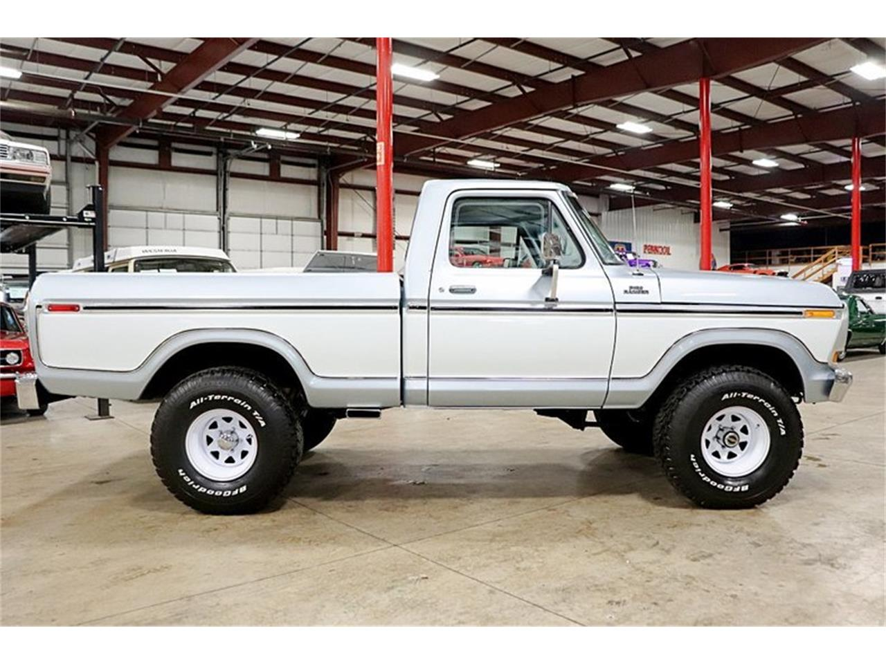 Large Picture of 1978 Ford F150 located in Michigan Offered by GR Auto Gallery - Q4L9