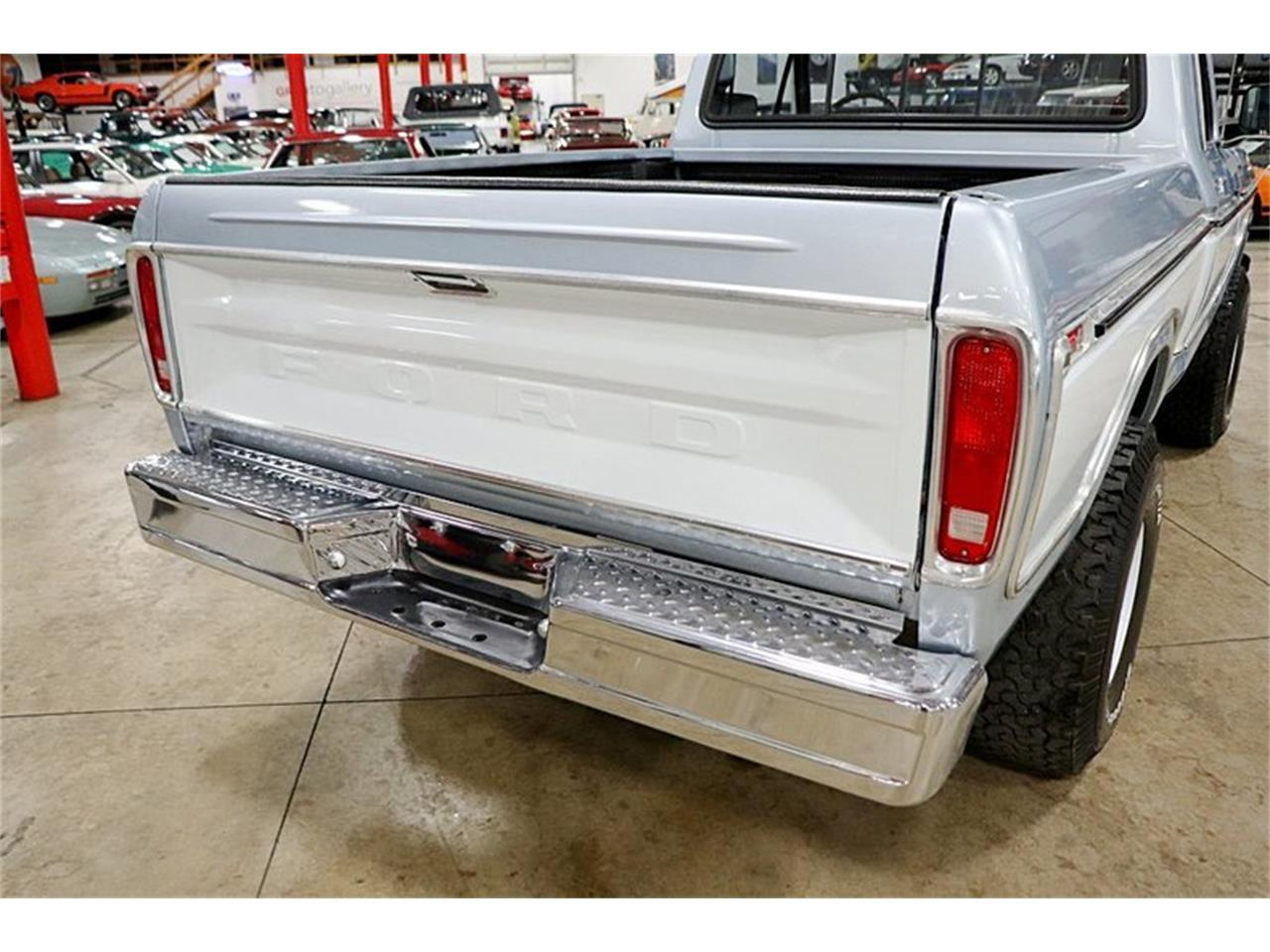 Large Picture of '78 F150 located in Kentwood Michigan - Q4L9
