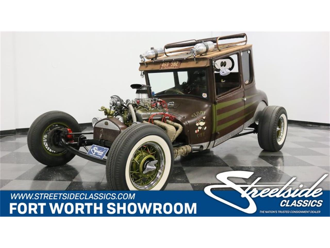 Large Picture of 1927 Ford Coupe located in Texas - Q4LA